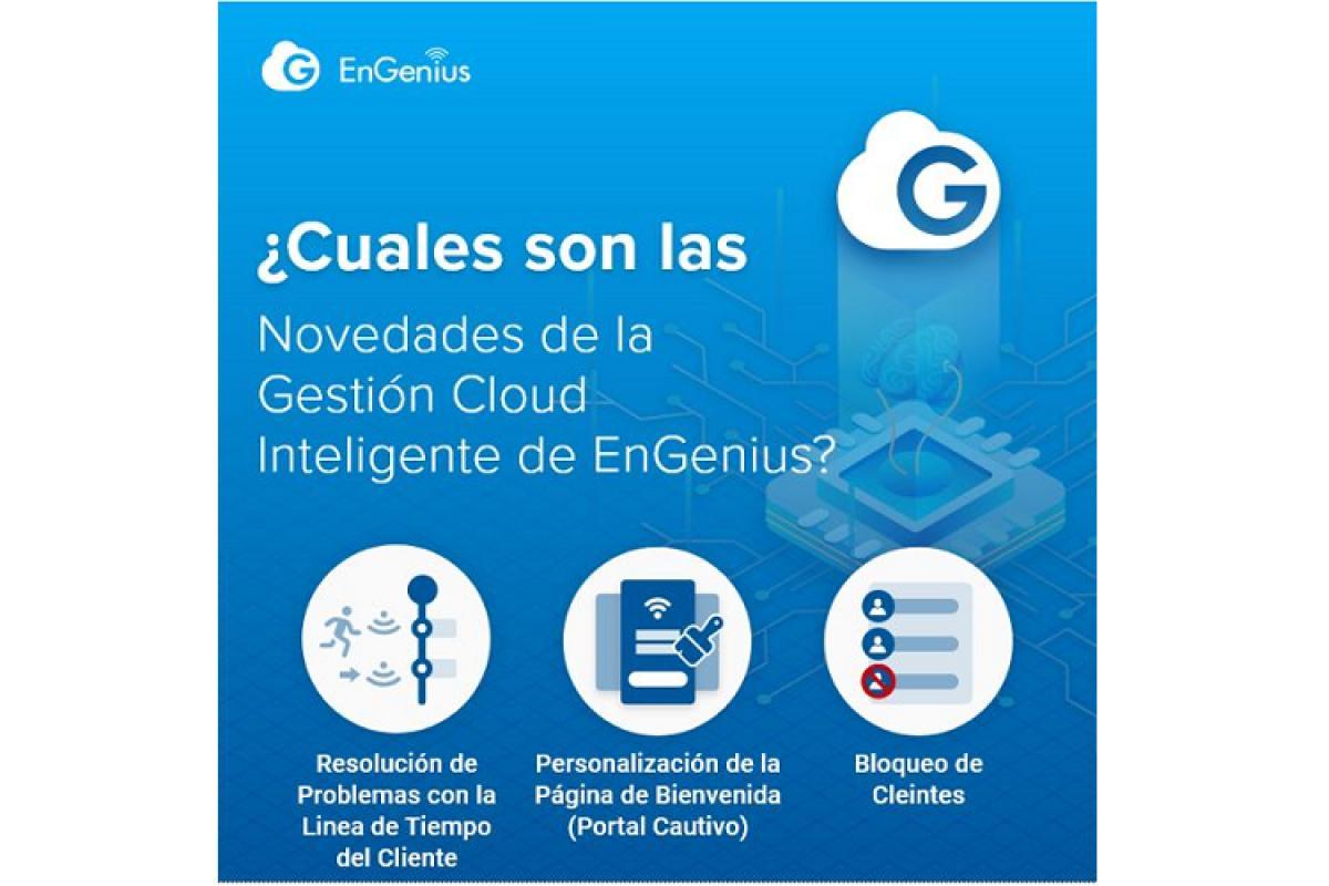 engenius revela este mircoles en un webinar sus novedades de gestin cloud inteligente