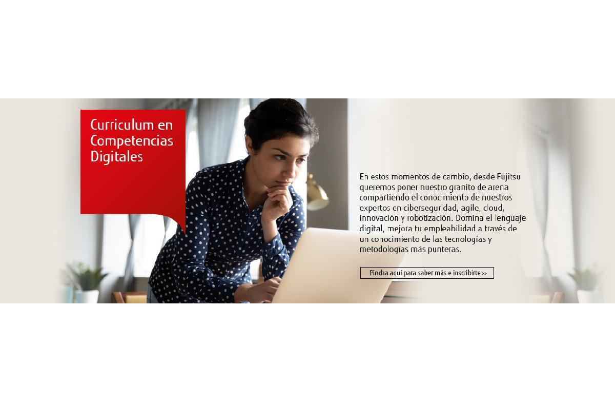 fujitsu lanza cursos online gratuitos para fomentar las competencias digitales