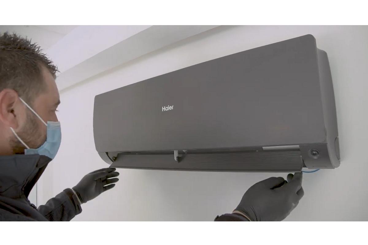 haier ofrece un servicio tcnico al cliente con las mximas garantas sanitarias