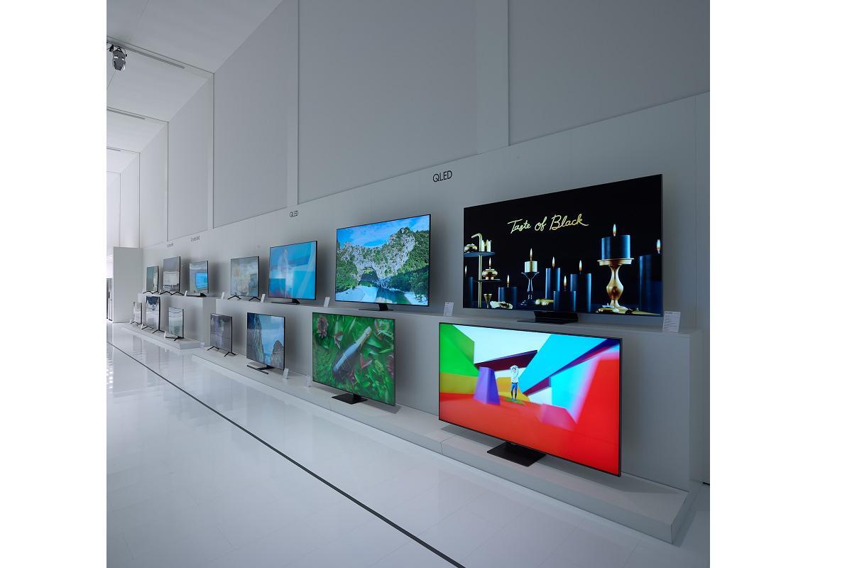 samsung prev un duro revs para la venta de televisores por el covid19