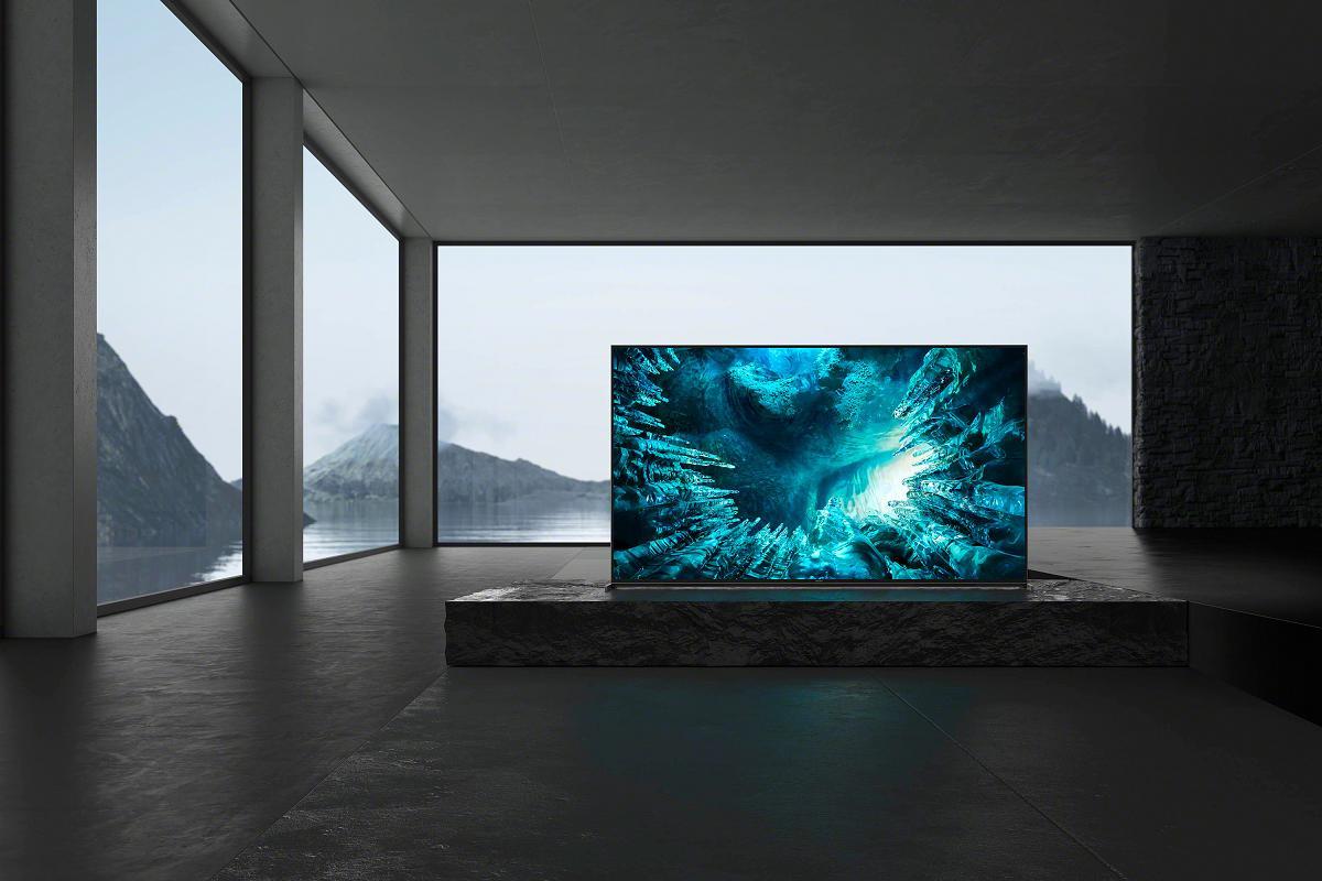 el televisor sony zh8 8k hdr full array led llega a espaa