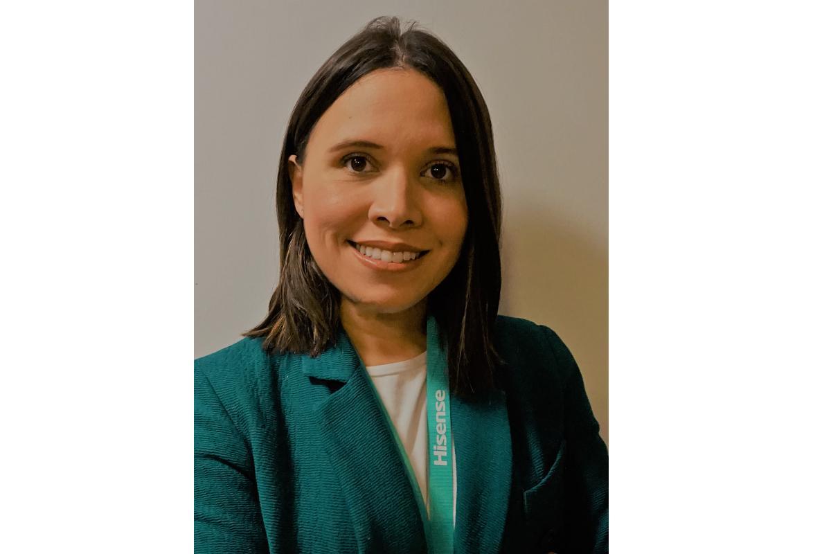 yannella amendola nueva directora de marketing de hisense iberia