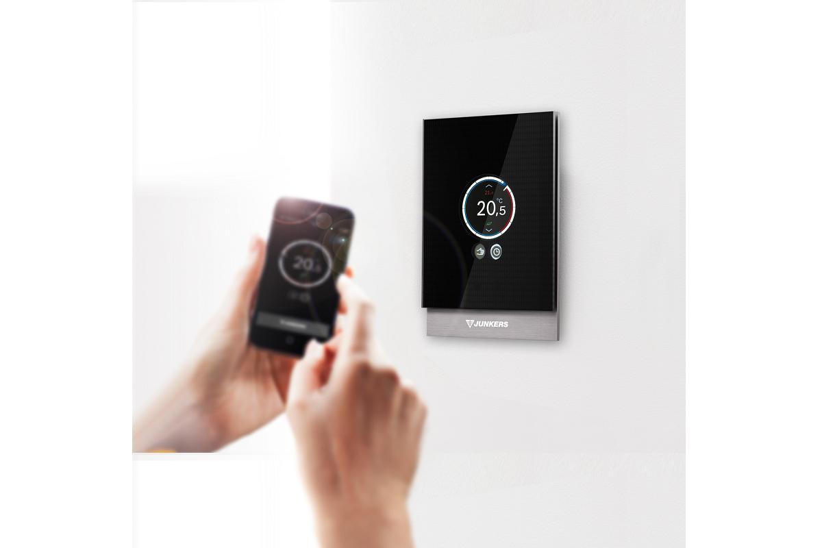 junkers facilita la conectividad en el hogar con su lnea de soluciones inteligentes