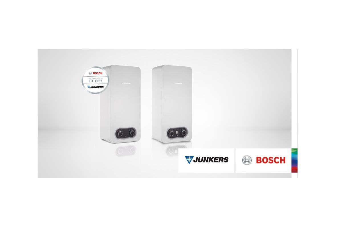junkers presenta sus nuevos calentadores atmosfricos hydro de bajo nox