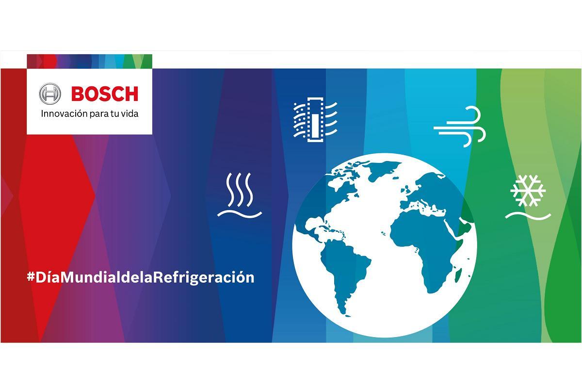 bosch se une al da mundial de la refrigeracin y pone el foco en la innovacin