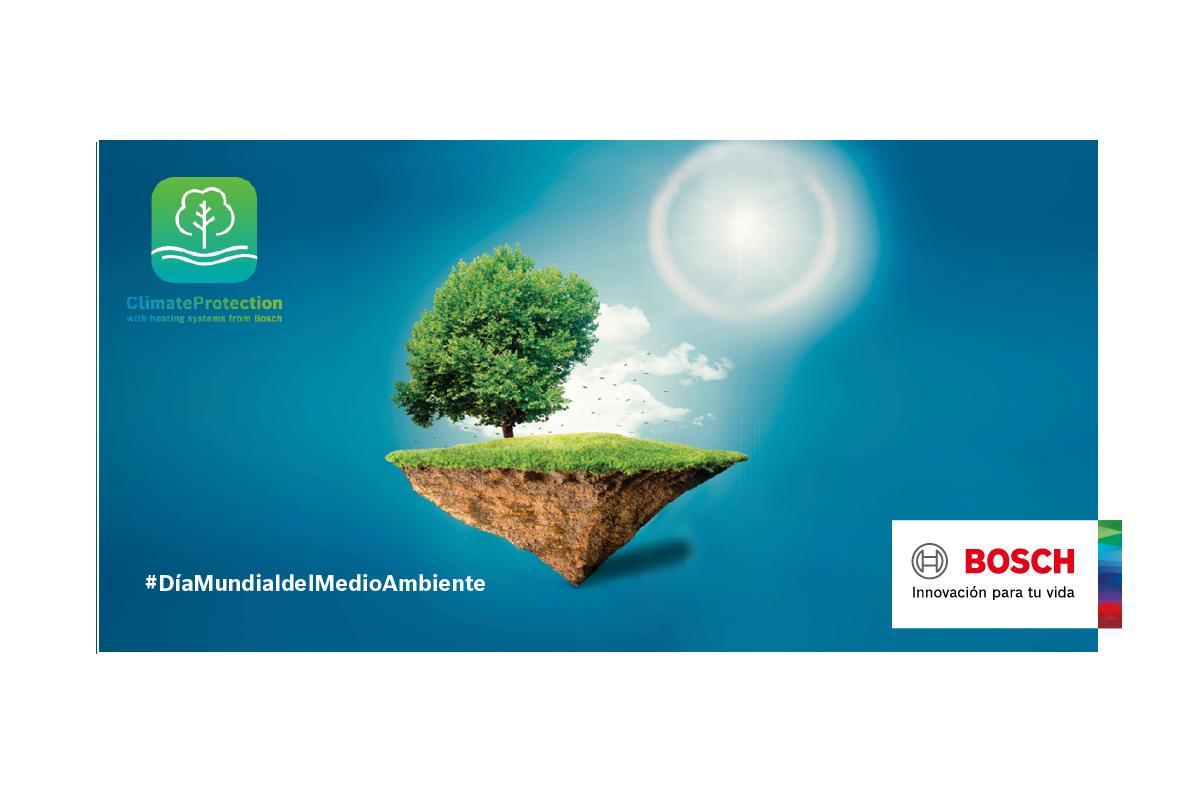 bosch conciencia sobre la necesidad de reducir las emisiones de carbono
