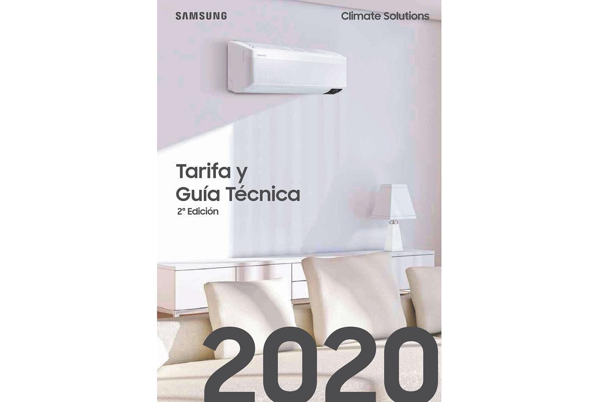 fe de erratas tarifa y gua tcnica 2020 de samsung climate solutions