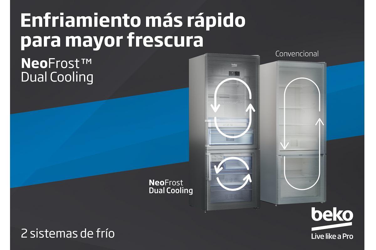 neofrost-dual-cooling-la-apuesta-tecnologica-de-beko-de-cara-al-verano-