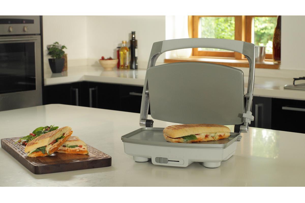 reinventa el sndwich tradicional con las sandwicheras breville
