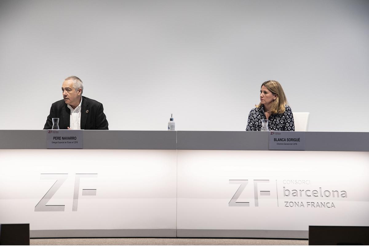 el consorci de la zona franca refuerza su estrategia para reactivar la economa