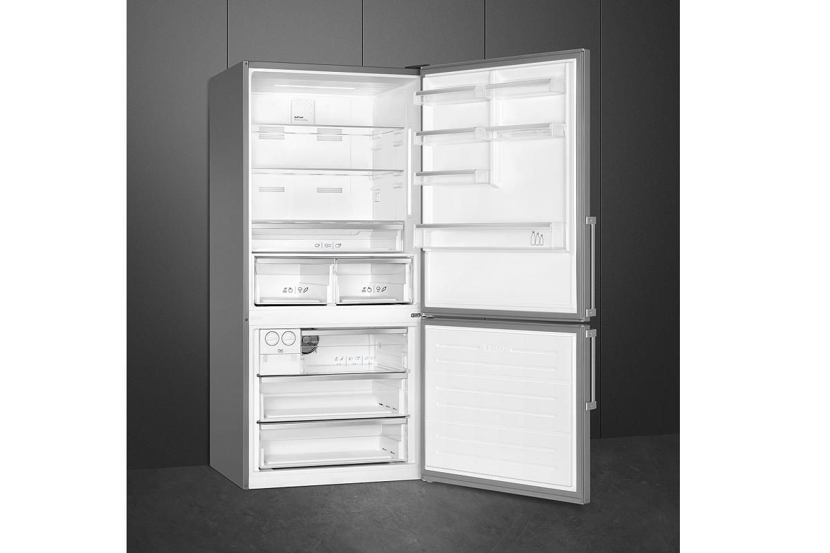 frigorficos combi de smeg una opcin verstil y funcional para tu cocina