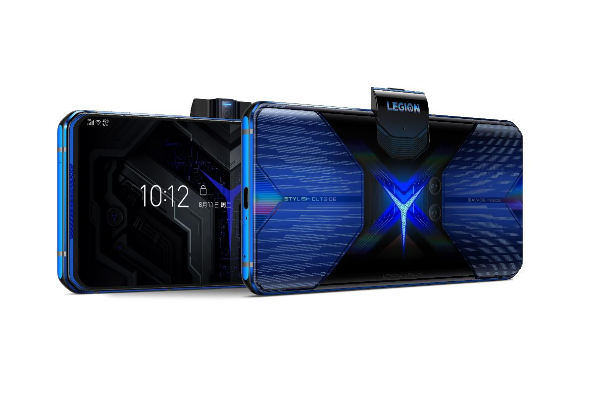 lenovo legionsuptmsup phone duel el smartphone gaming con batera doble y cmara lateral