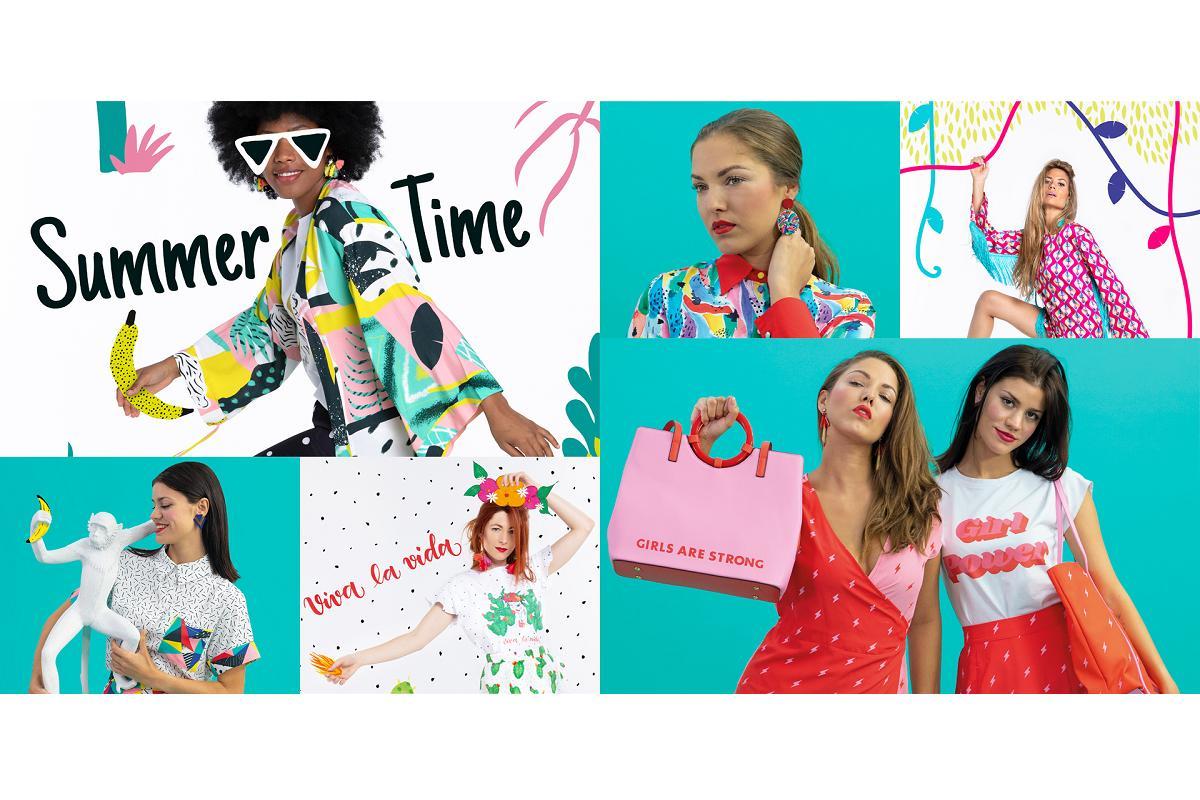 lolina by carolina orts la firma de moda a todo color de la mano de cecotec