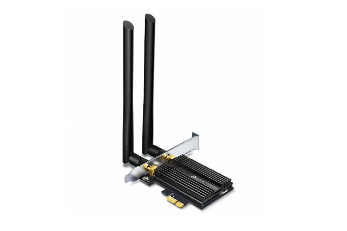 tplink lanza archer tx50e un nuevo adaptador con wifi 6 y bluetooth 50