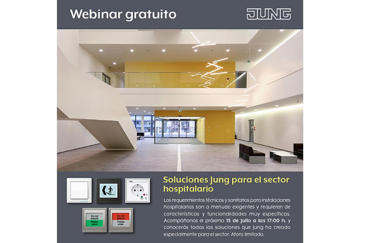 jung te invita a conocer sus soluciones para el sector hospitalario