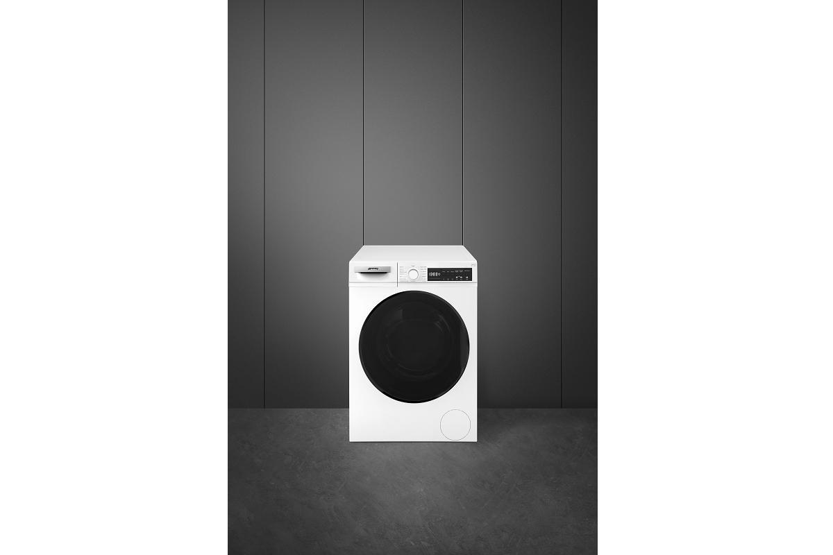 nueva gama de lavadoras smeg lw eficientes y con gran volumen de carga