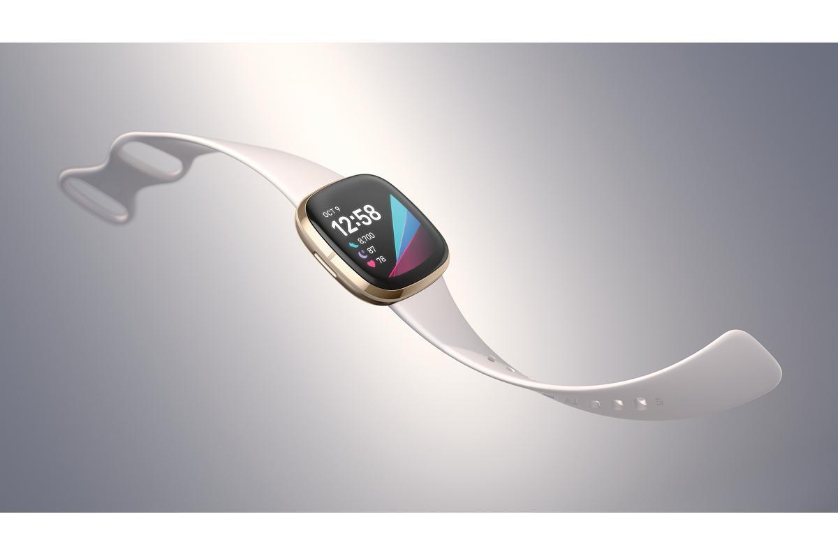 fitbit sense el smartwatch que cuida de tu salud con sensor de estrs incorporado