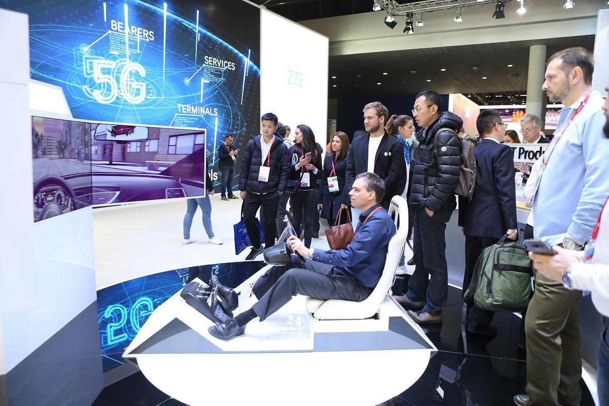 zte garantiza la ciberseguridad empresarial con su solucin de redes 5g