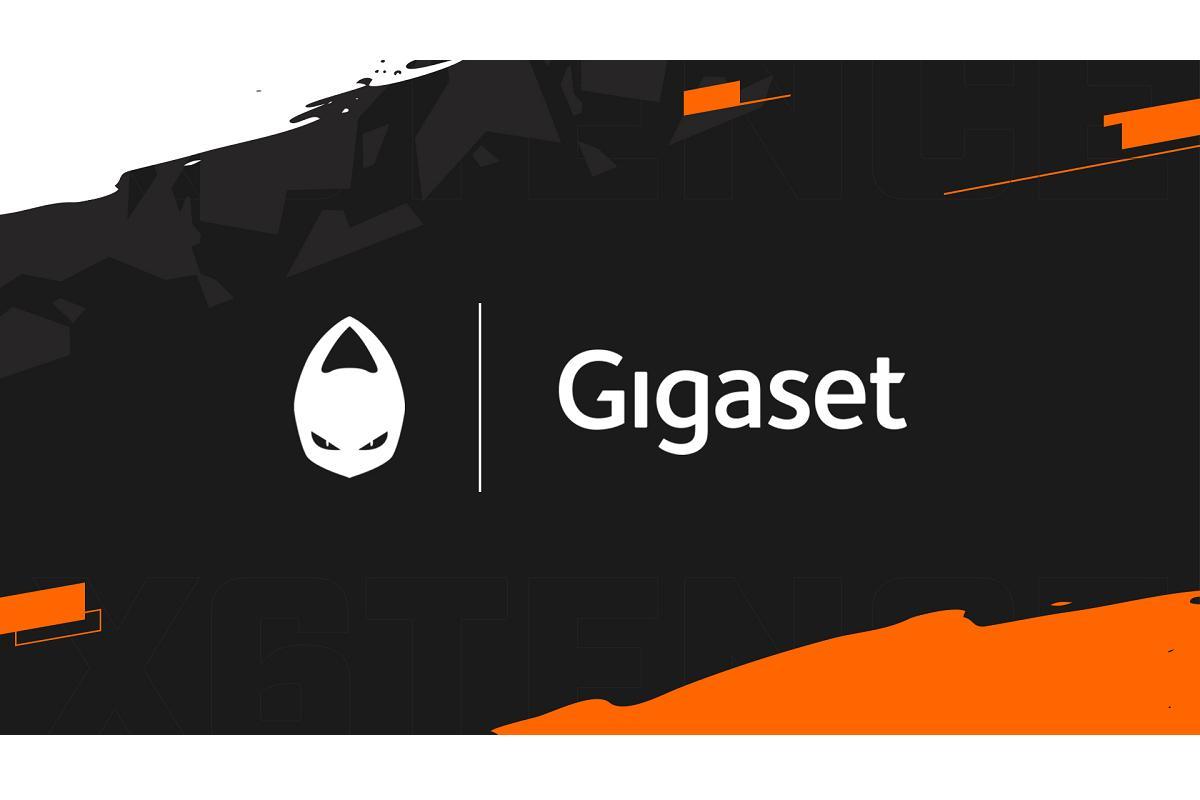 gigaset renueva su patrocinio a x6tence