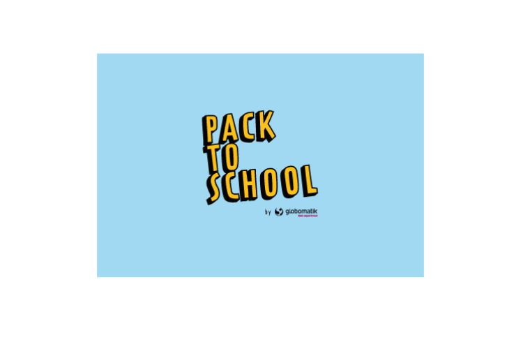 globomatik pone en marcha su campaa pack to school