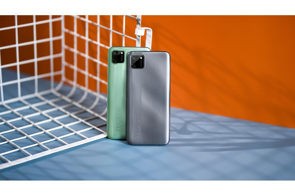 llega a espaa el realme c11 el smartphone juvenil de gran autonoma por menos de 100euro