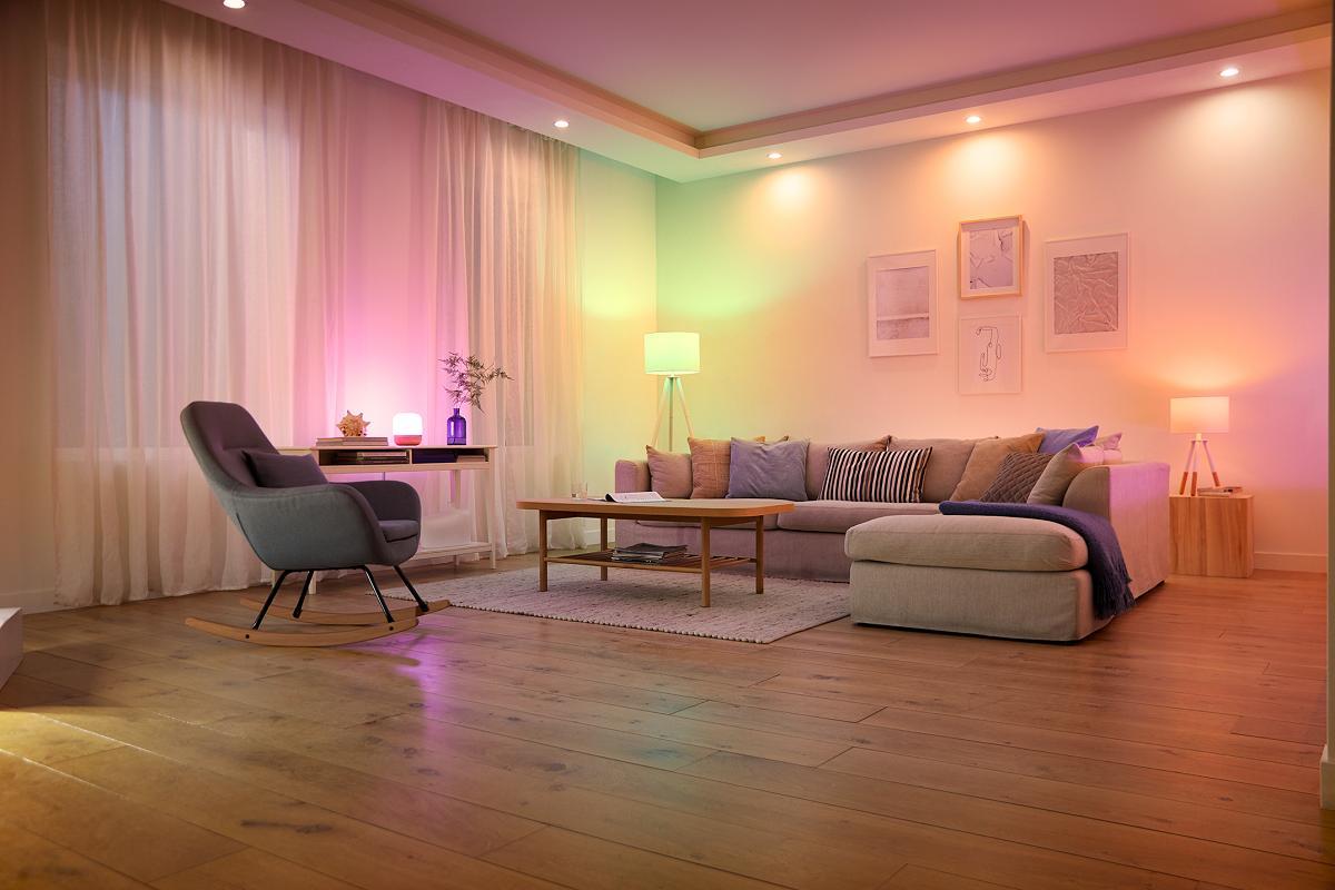 wiz ofrece nuevas luces inteligentes y conectadas para la vida diaria