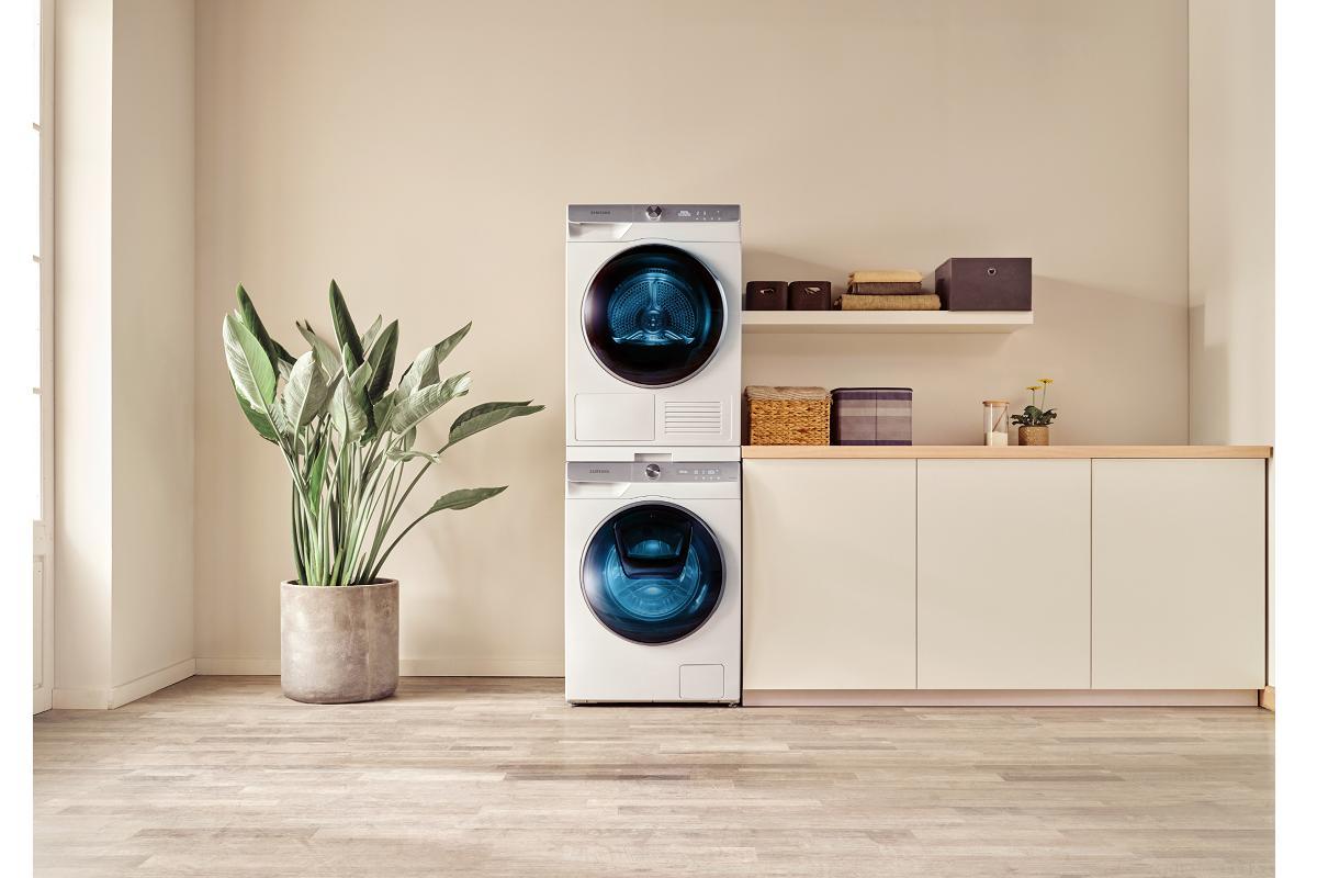 personalizacin y eficiencia as es la nueva gama de lavadoras y frigorficos de samsung