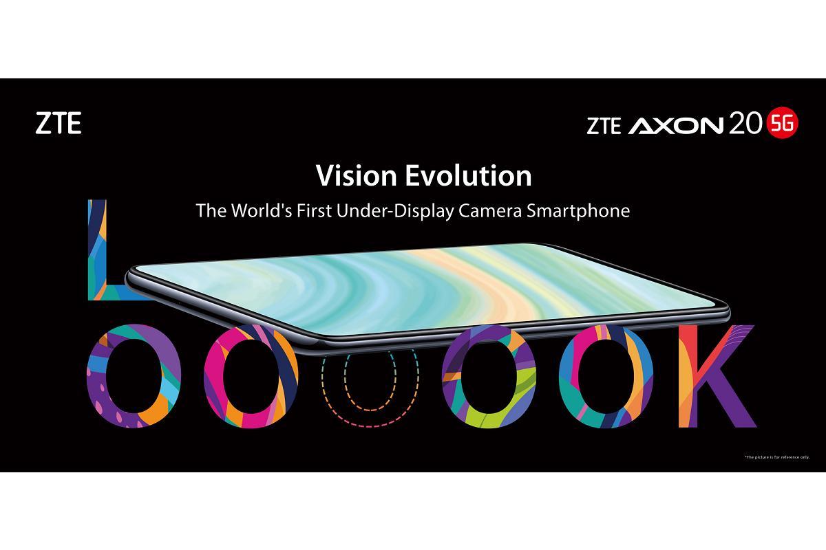 zte axon 20 5g el primer smartphone que oculta su cmara bajo la pantalla