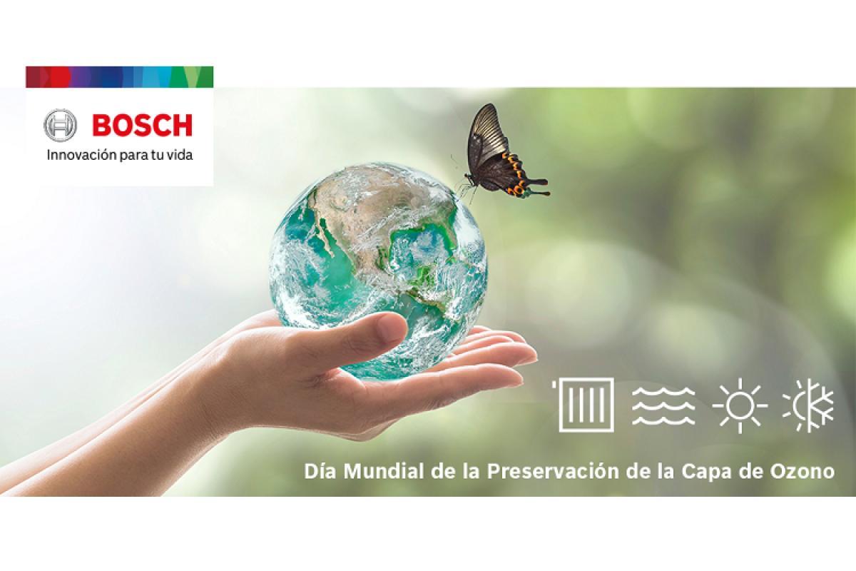 bosch pone el foco en la necesidad de reducir la huella medioambiental