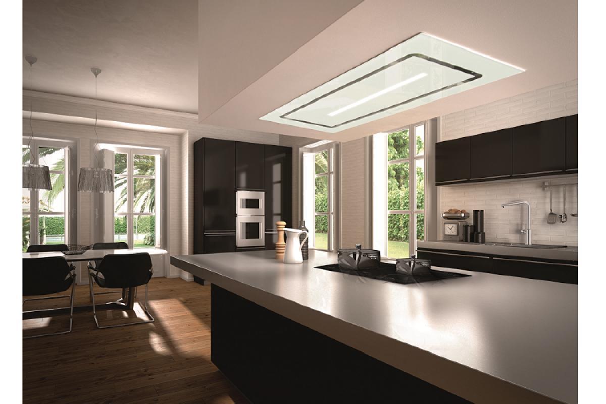 campana extractora cielo de mepamsa funcionalidad y confort en la cocina