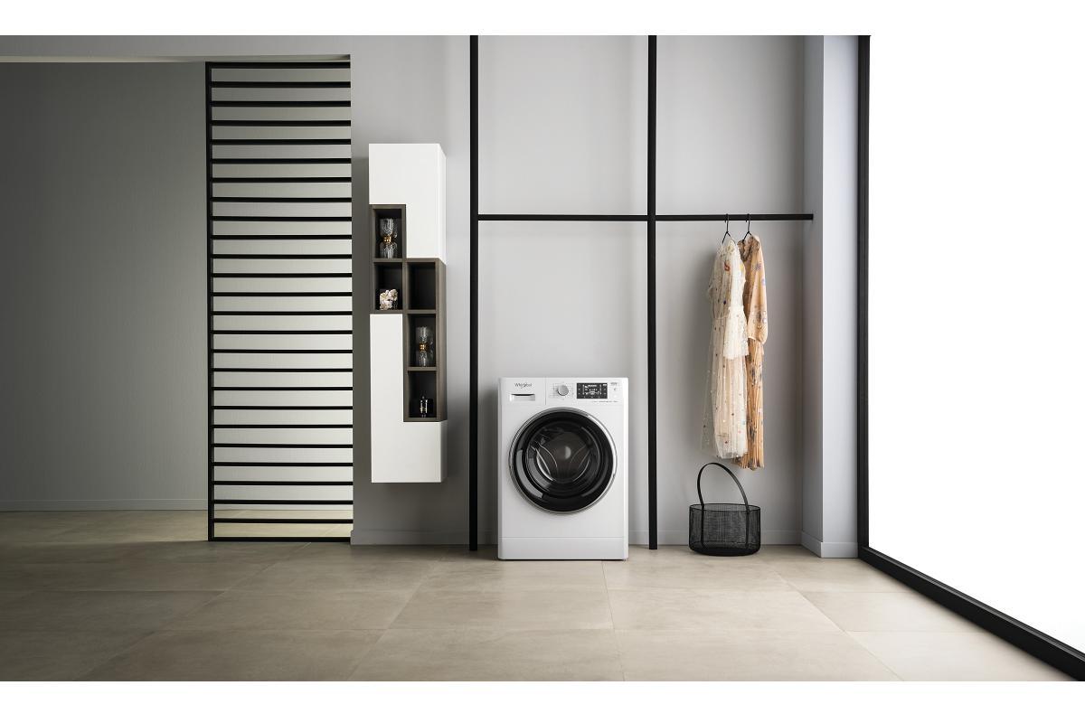 despreocpate de la colada con la lavadora freshcare con vapor de whirlpool