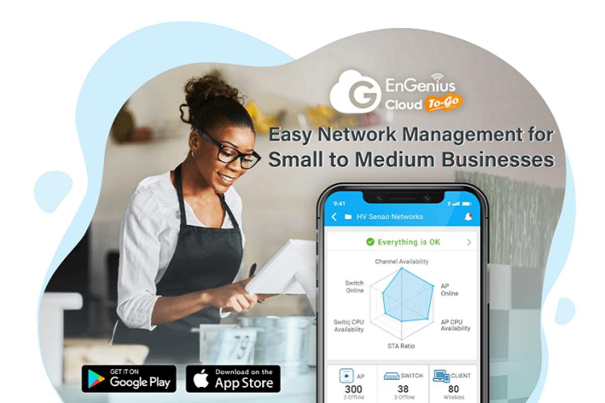 engenius cloud togo la app que simplifica la gestin de redes en empresas