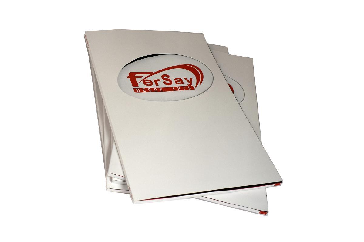 fersay estrena su nuevo catlogo en papel con productos de marca propia