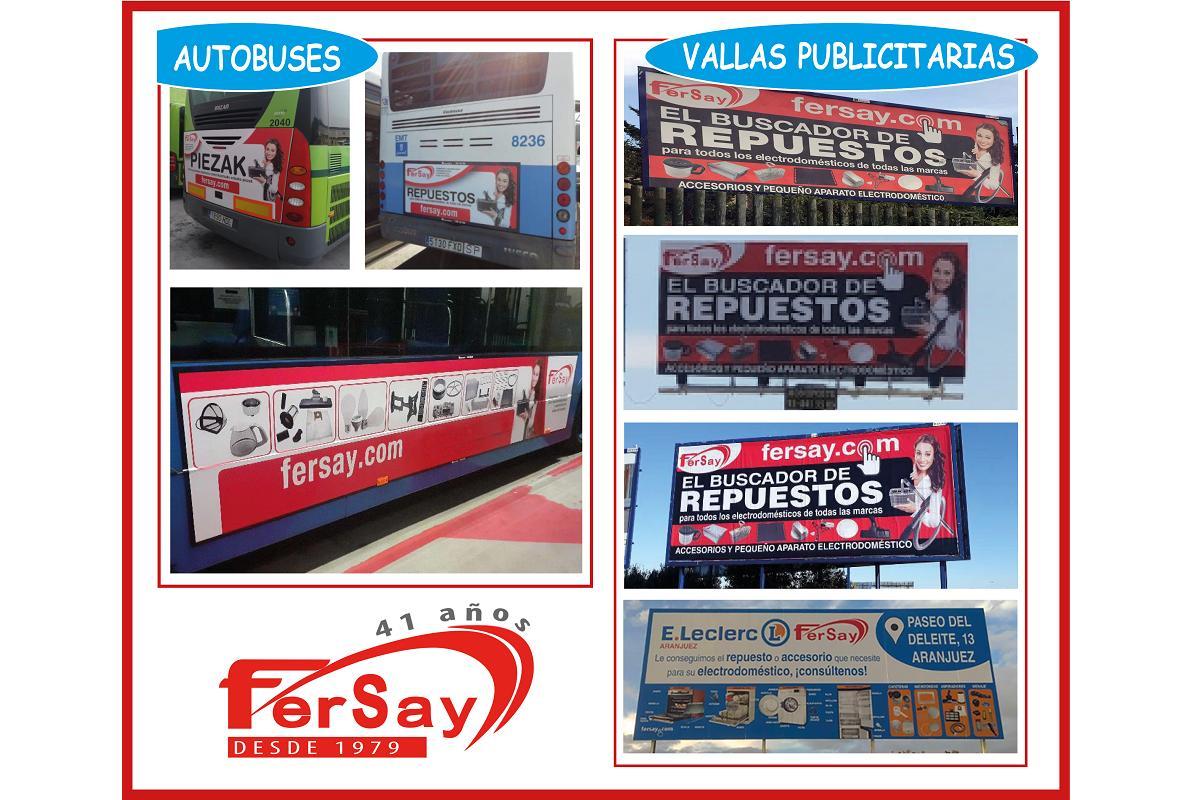 fersay intensifica su campaa publicitaria a nivel nacional