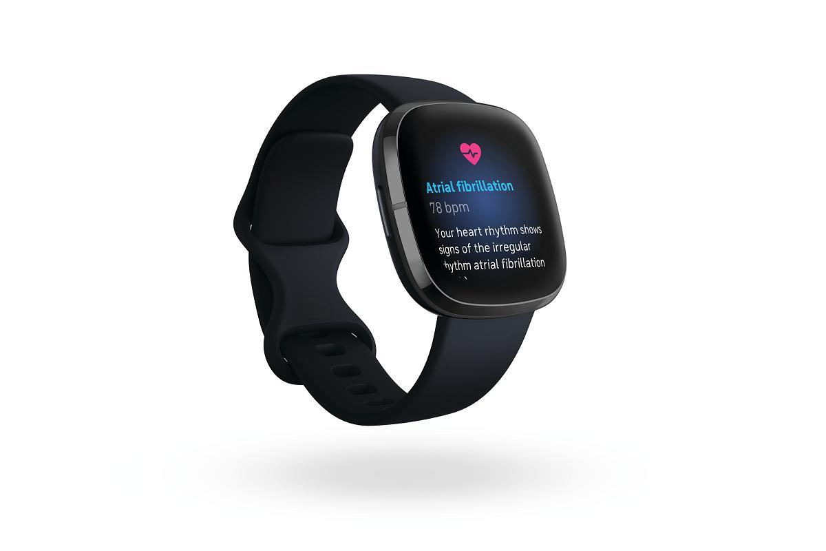 fitbit obtiene el respaldo sanitario para su aplicacin de electrocardiograma