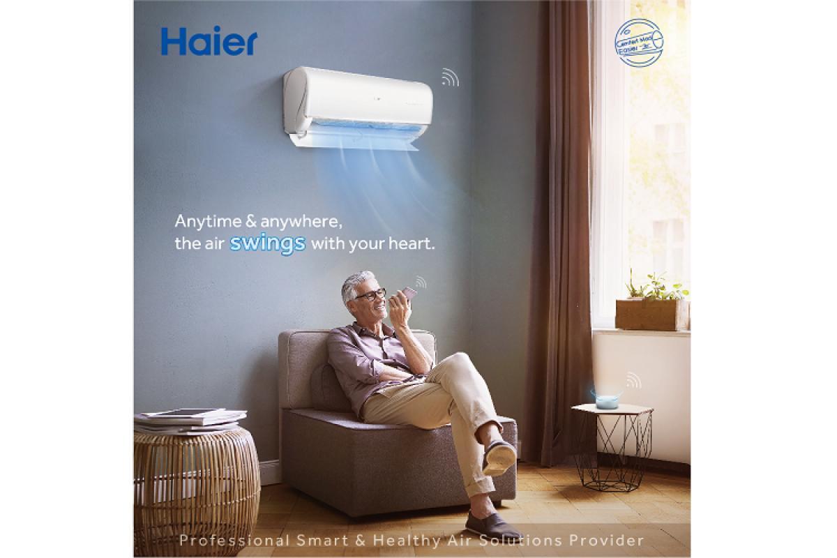 haier muestra su compromiso con los arquitectos aportando equipos ecofriendly