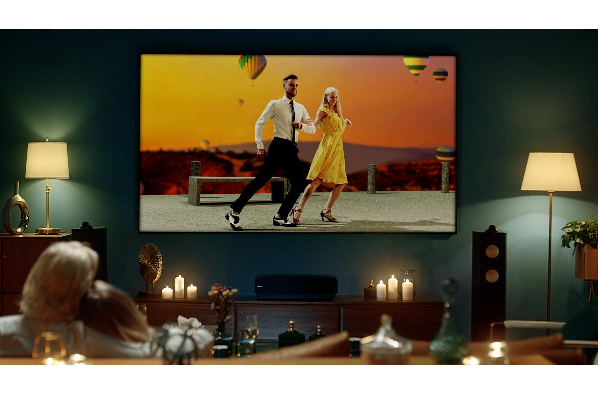 l5 laser tv hisense te adentra en la experiencia cinematogrfica inmersiva