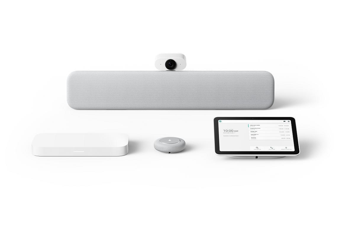 lenovo y google cloud juntos para ofrecer kits de salas de reuniones google meet