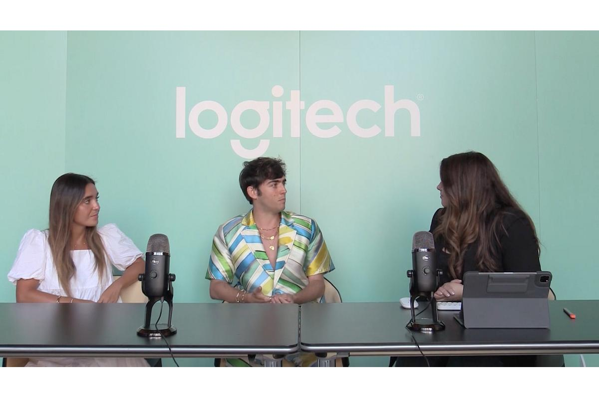 logitech main sponsor de la i edicin digital de 080 barcelona fashion