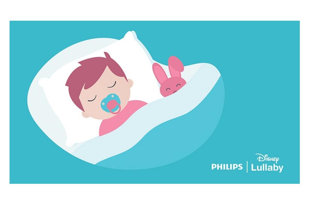 philips y disney music group juntos para mejorar el sueo de los bebs