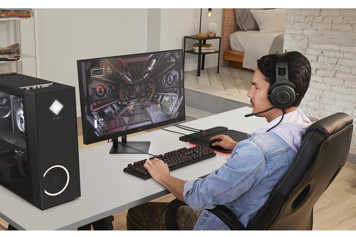 hp renueva su portfolio gaming con accesorios inalmbricos