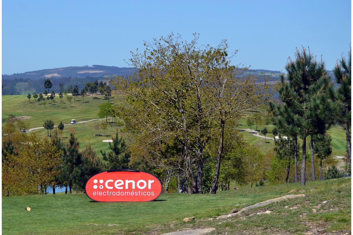 el torneo de golf cenor philips camino de santiago se despide hasta el ao viene