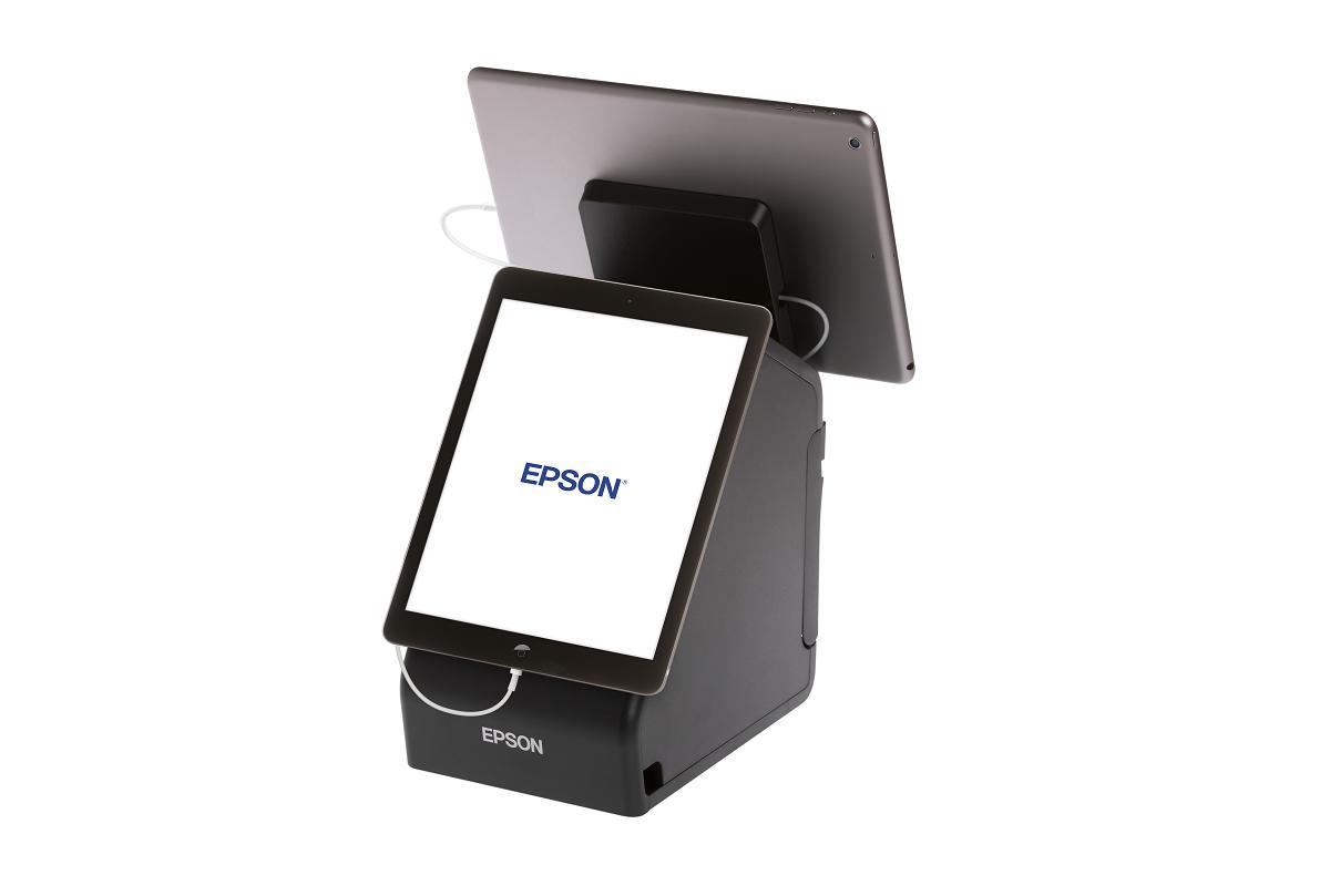 epson presenta tmm30iis su nueva solucin mpos para retail y hostelera