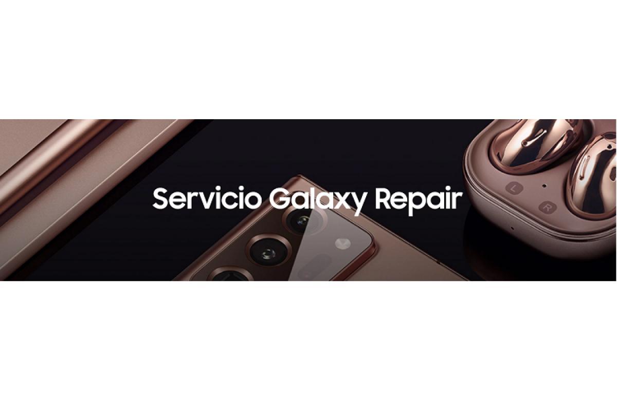 galaxy repair express el servicio online de samsung que repara tu mvil en el mismo da