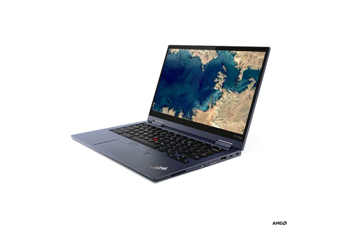 lenovo thinkpad c13 yoga chromebook enterprise un porttil gil para entornos hbridos