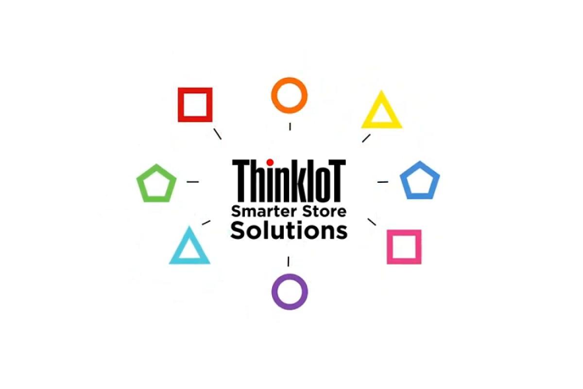 las soluciones thinkiot de lenovo mejoran la productividad y seguridad en tiendas fsicas