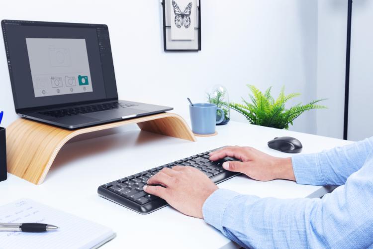 teclado y ratn ody compaeros ideales para trabajar cmoda y eficazmente