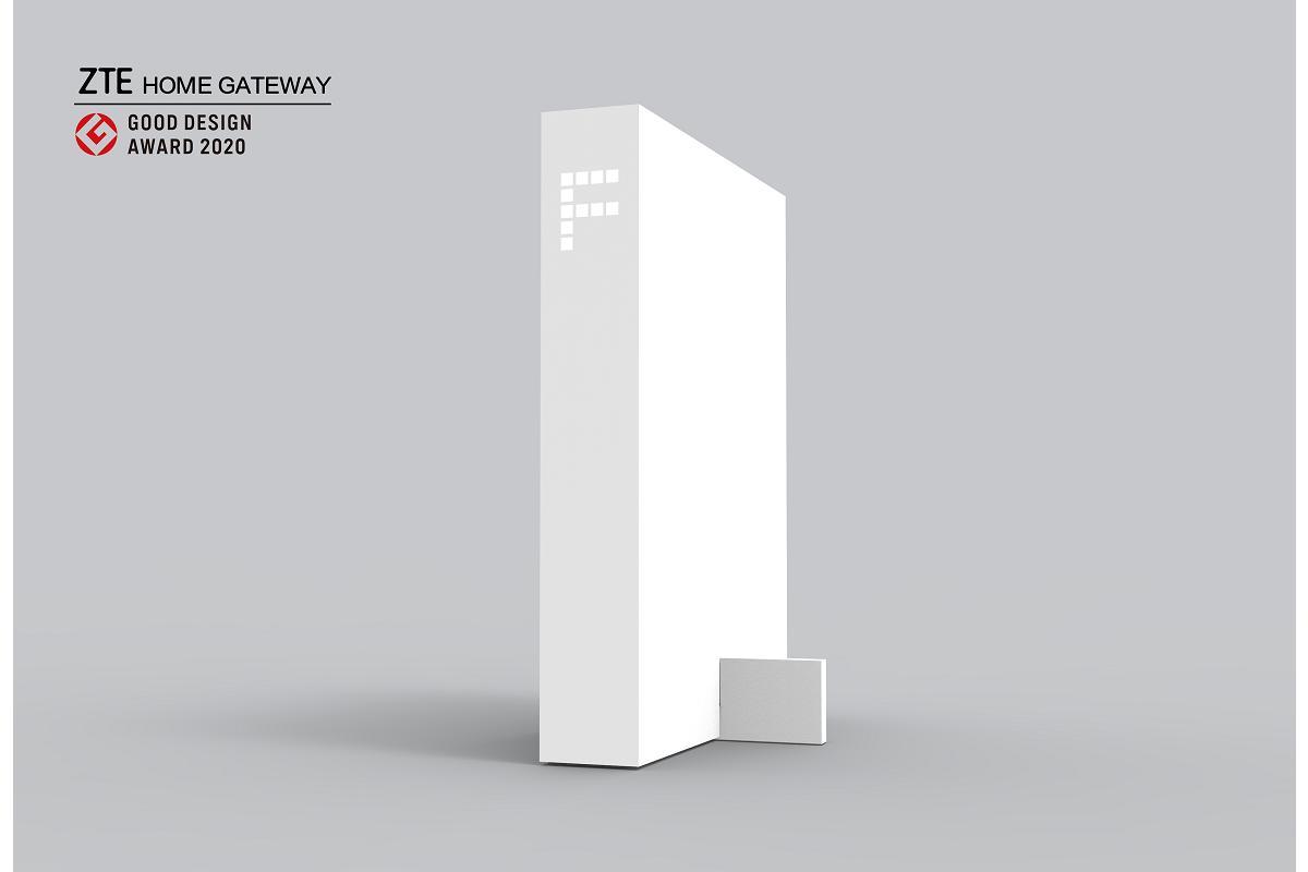 zte triplete en los good design awards 2020 con sus novedades tech para el hogar