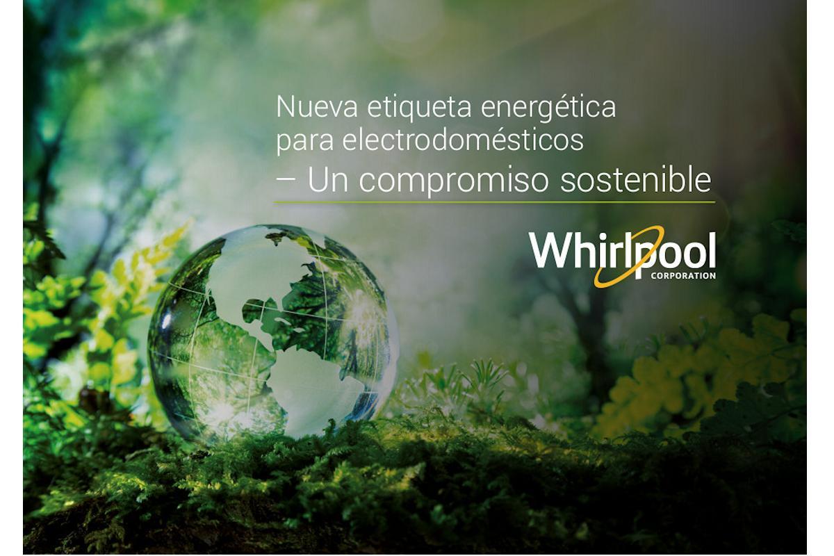 whirlpool aplaude el nuevo etiquetaje energtico de los electrodomsticos