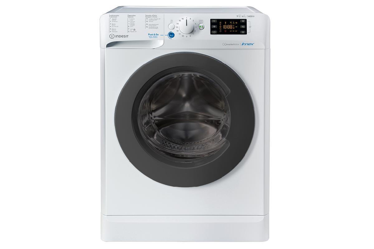 lavasecadoras innex de indesit tu ropa limpia y seca en 45 minutos